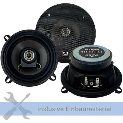 Hifonics Lautsprecher STX-52 300W 130 mm 2 Wege Koax für Mercedes ML (W164)