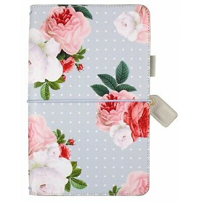 Websters Pages Color Crush Floral Traveler's Notebook Spring Floral Journal
