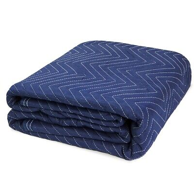 72 X 80 Professional Moving Blanket Quilted Moving Pad Shipping Pad 1-pack