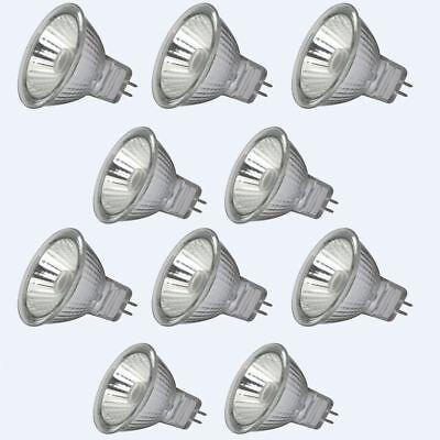 10 Stück MeLiTec-Licht 6W LED GU5,3 MR16 12V Reflektorlampe (30W Licht) 320Lm ()