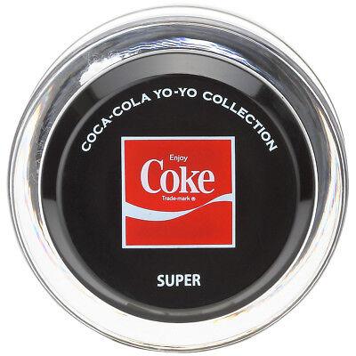 Coca-Cola Yo Yo Square Logo Black