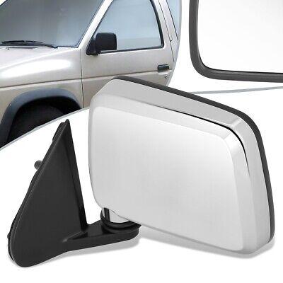 97 Nissan Pickup Door Mirror - Fit 85-97 Nissan Pickup D21 720 OE Style Manual Side Door Mirror Left NI1320109