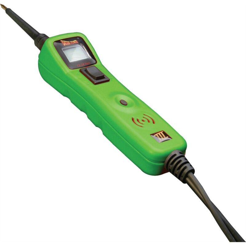Power Probe TEK III Green Circuit Tester, Clamshell PPRPP3CSGRN Brand New!