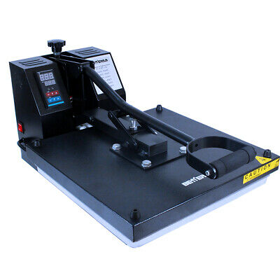 Digital Clamshell 15x15transfer Sublimation Heat Press Machine Diy T-shirt
