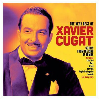 Xavier Cugat The Very Best Of 2-CD NEW SEALED 2019 Rumba Tico