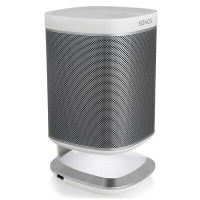 Flexson Illuminated Speaker Stand for Sonos Play:1 with USB
