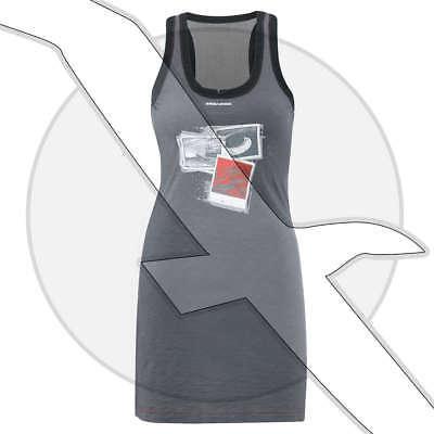 SeaDoo Breeze Active Swimsuit Coverup Sundress Seadoo Summer Dress Grey Large