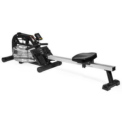 Water Rowing Machine Home Water Rower Adjustable Resistance