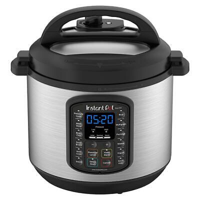 Newest Smart 5.7L  Multi-Use Electric Instant Pot Duo 6 SV Pressure Cooker