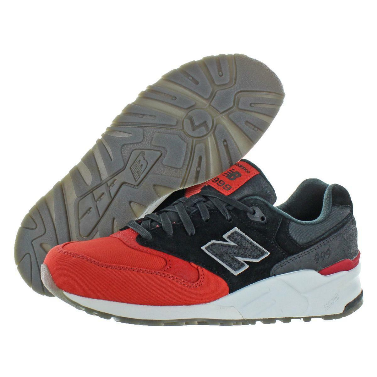 code promo 93ceb 4a048 Details about New Balance ML999 Men's Running Shoe's Black/Red (ML999WXB)  SZ 8.5