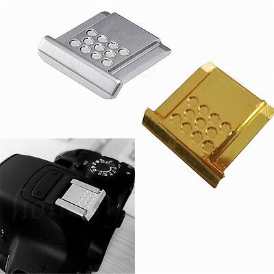 Digital Cameras Hot Shoe - Metal Universal Hot Shoe Cover for Canon Nikon Pentax Digital SLR Cameras