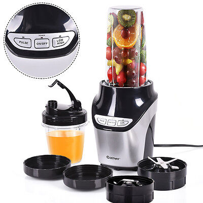 Energized Blender Fruit Mixer Grinder Fruit Vegetable Processor 1000W 2 Speed New