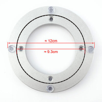 5'' 12'' Aluminum Lazy Susan Turntable Bearings For Dining-table Swivel Tray