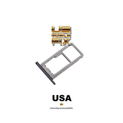 USA For ZTE Z956 Grand X 4 New SIM SD Card Slot Memory Tray Holder (Zte Grand X 4 Sd Card Slot)