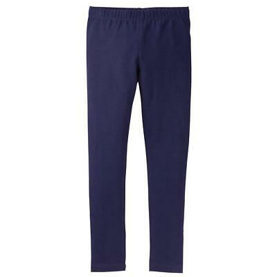 NWT Gymboree Girls Essential Leggings Navy Blue Many sizes