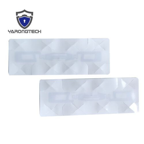 ISO18000 6C EPC Gen2 Vehicle Windshield UHF RFID tag for Car Parking -10pcs