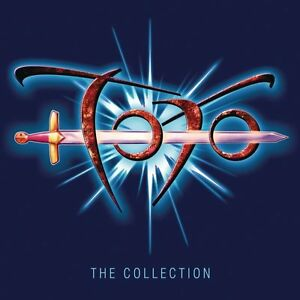 TOTO: THE GREATEST HITS COLLECTION CD THE VERY BEST OF / NEW