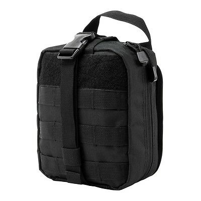 NcStar VISM BLACK Rip Away EMT MOLLE Utility Medic Bag First Aid Tool Pouch