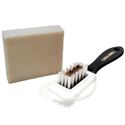 Suede and Nubuck Shoe Cleaner Kit 4 Way Brush and Eraser Shoe Cleaning Kit NEW