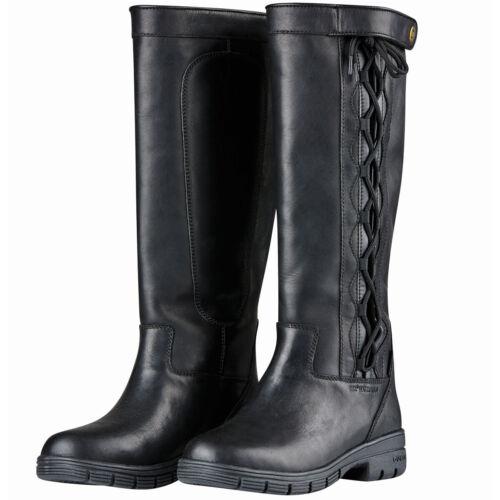 NEW Dublin Pinnacle Grain Boots -Black - Various Sizes