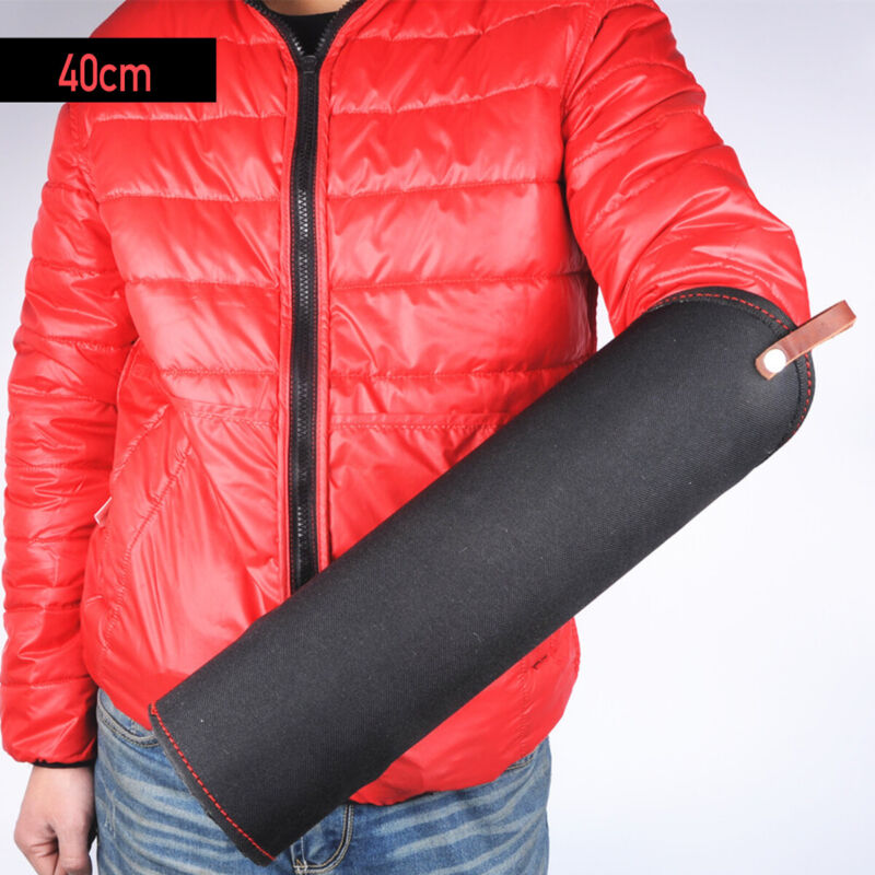 Universal Dog Bite Sleeve Arm Chewing Protection For Police Shepherd Training  K