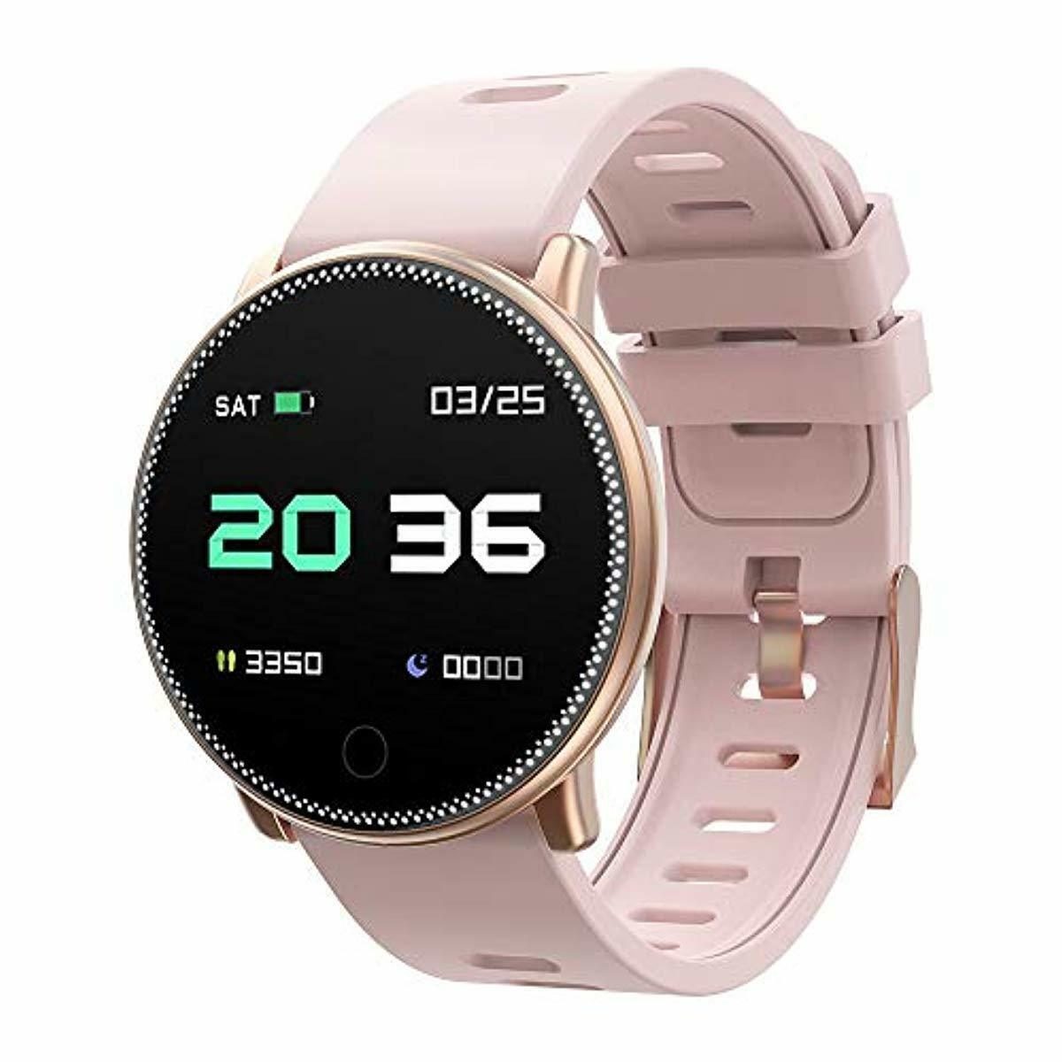 Smart Watch for Android and iOS Phone 2019 Version IP67 Wate