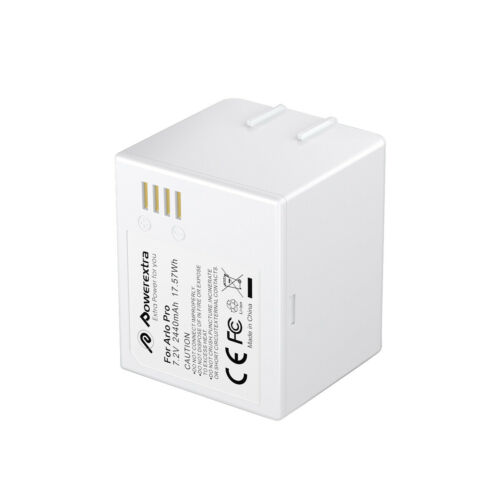 2440 Li-ion Battery Replace For ARLO PRO, PRO 2, Extra Rechargeable LIGHT Camera