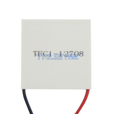 New Tec1-12708 Thermoelectric Cooler Cooling Peltier Plate Moduleusa.