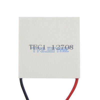 Tec1-12708 Heatsink Thermoelectric Cooling Cooler Heating Peltier Plate 1pcs.