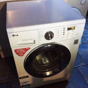 L.G 7.5kg Direct Drive Front Loader Washing Machine Ferny Hills Brisbane North West Preview