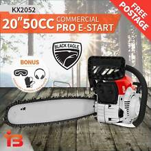 Discount on Black Eagle 50cc Petrol Chainsaw 510mm 2Stroke engine Fairfield East Fairfield Area Preview