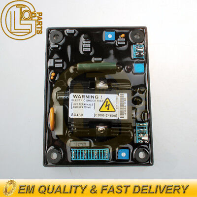 New Avr Sx460 With 4 Terminal Automatic Voltage Regulator For Stamford Generator