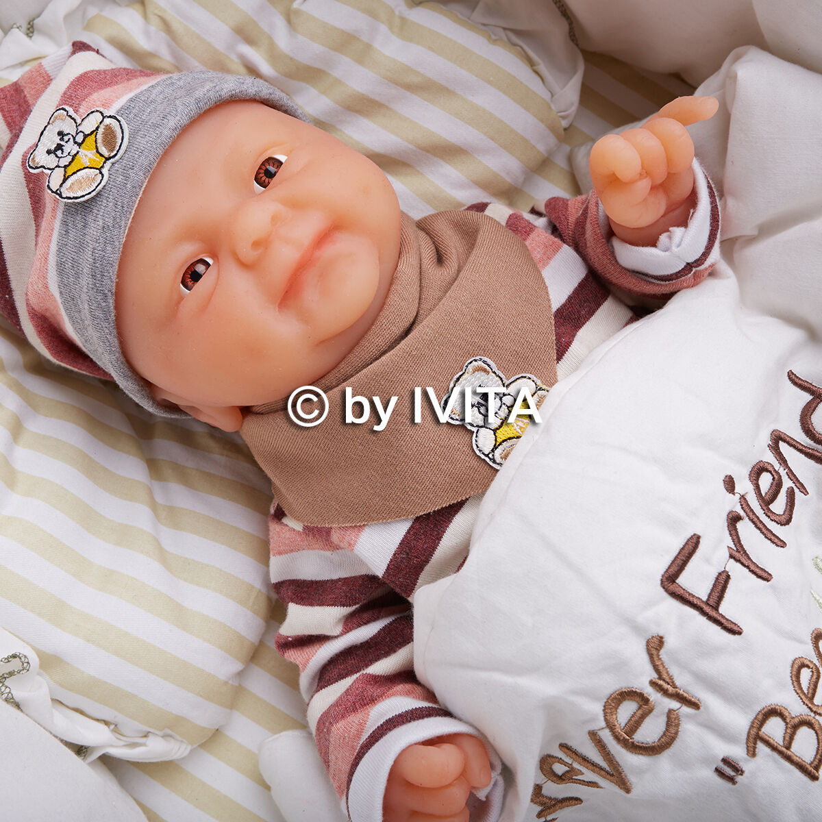 Premature Baby Gifts Ireland : Full body silicone reborn baby doll girl alive preemie
