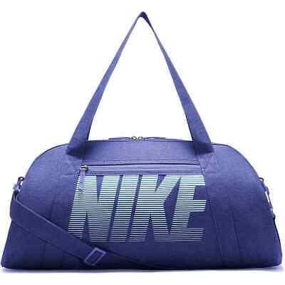 36523181909ea7 Womens Nike Gym Club Training Duffel Bag Blue BA5490 544 Gym Bag