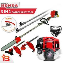 3in1 Black Eagle Petrol Engine Pole Chainsaw Brush Cutter Fairfield East Fairfield Area Preview