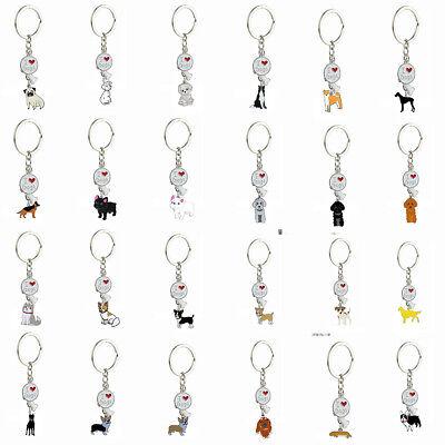 Cute Fashion Pet Dog Animal Purse Hand Bag Keyring Pendant Keychain Jewelry Gift (Animal Keychains)