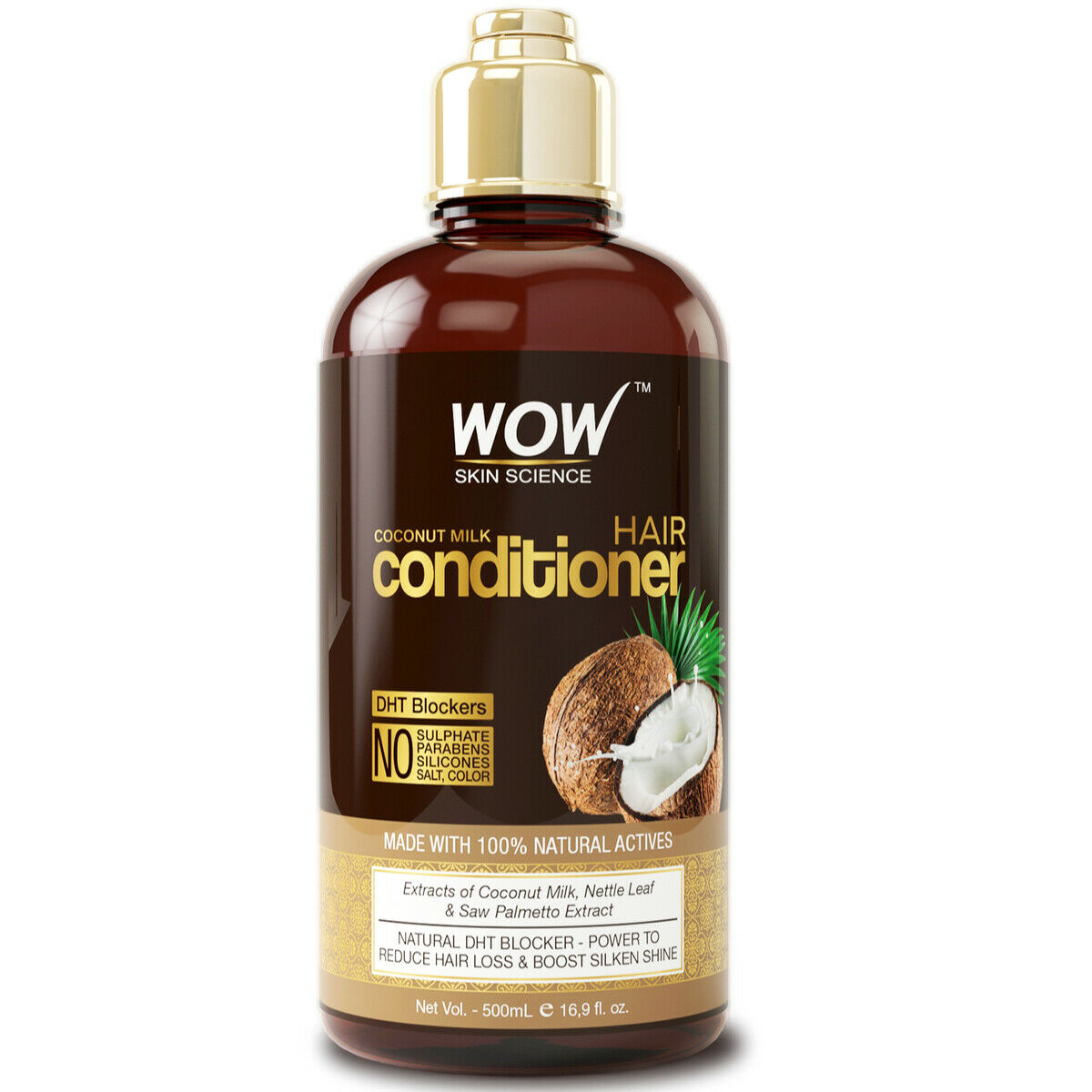 wow coconut milk conditioner hair growth treatment