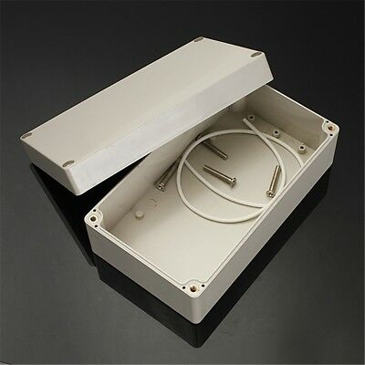 6.2 X 3.5 X 2.3 Abs Waterproof Electric Enclosure Project Box Hobby Case