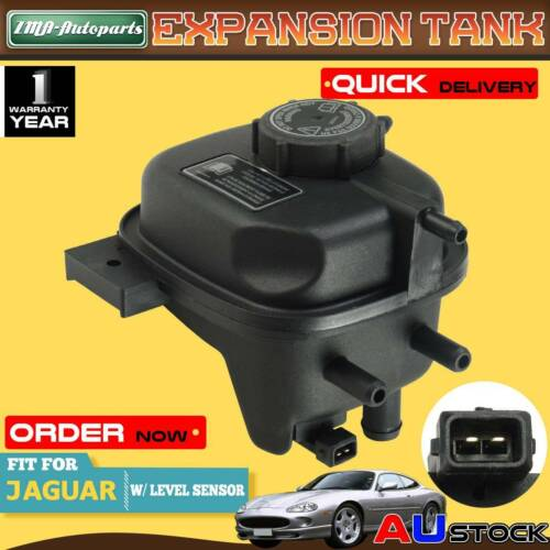 Radiator Coolant Expansion Tank for Jaguar XK8 X100 w ...