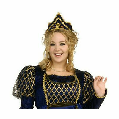 Renaissance Princess Halloween Costume (Renaissance Queen Costume Adult Medieval Princess Halloween Fancy)