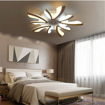 Modern LED Acrylic Ceiling Lamp Pendant Light Chandeliers Be