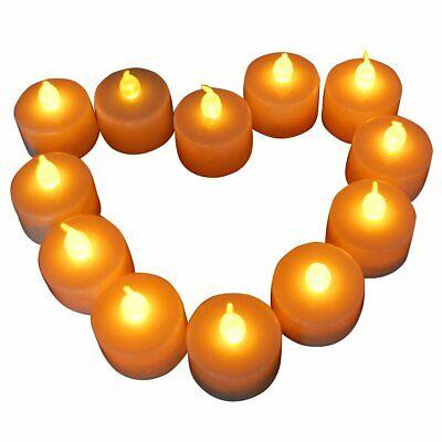 Posten 48 Stück ! Led Teelichter Led Kerzen inkl Batterien