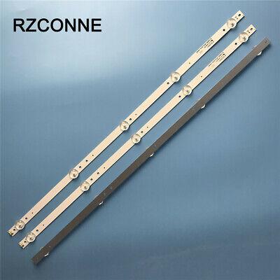 3pc LED strip SVJ280A01 REV3 5LED 130402 for PAINEL M280X13-E1-H Bravis 28C2000B comprar usado  Enviando para Brazil