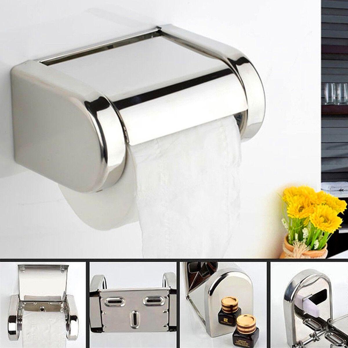 Toilet Roll Dispenser Toilettenpapierhalter Rollenhalter
