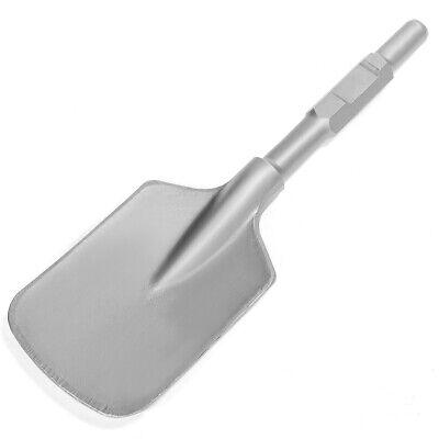 Clay Spade Scoop Shovel Bit For Demolition Hammer Jack Hammers 1-18 Hex