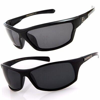 2 PAIR Nitrogen Polarized Sunglasses Mens Sport Running Fishing Golfing Glasses