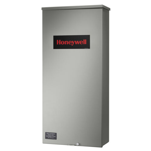 Honeywell SYNC™ Smart Automatic Transfer Switch | 1Ø | 200 A | 240V | RXSM200A3