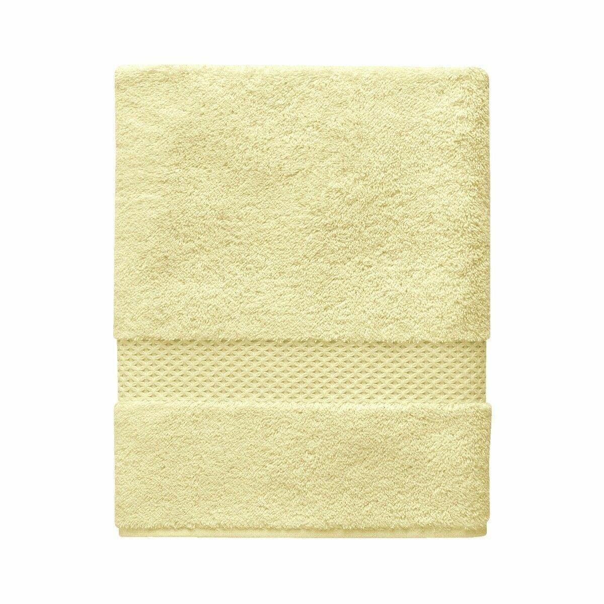 NWT Yves Delorme Paris Etoile Guest Towel, Color: Honey – Set of 4 Bath