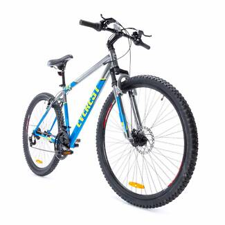 Bicycle-Everest Mountain new with new Helmet and locker
