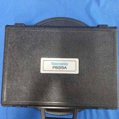 Tektronix P6015a Probe High Voltage 75mhz 20kv 1000x